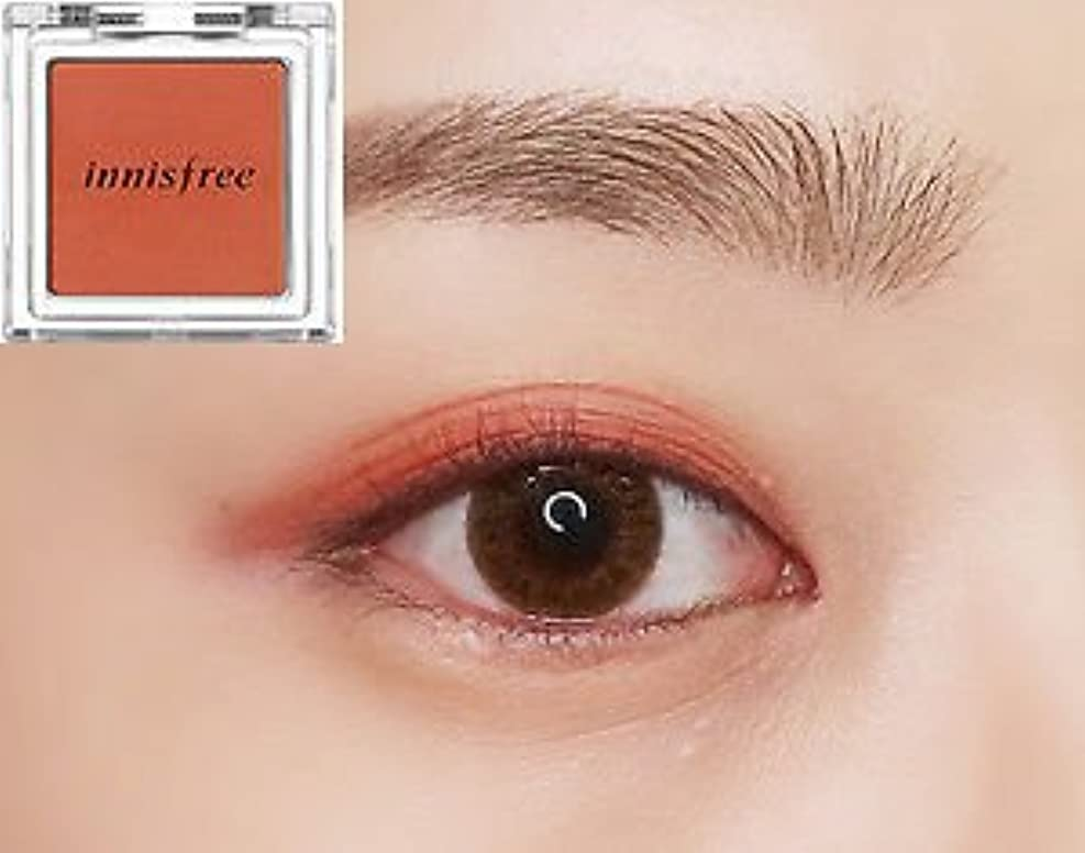 宣伝明日褐色[イニスフリー] innisfree [マイ パレット マイ アイシャドウ (マット) 40カラー] MY PALETTE My Eyeshadow (Matte) 40 Shades [海外直送品] (マット #34)