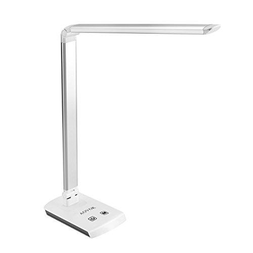 AOVOK デスクライト LED 電気スタンド LED ライ...