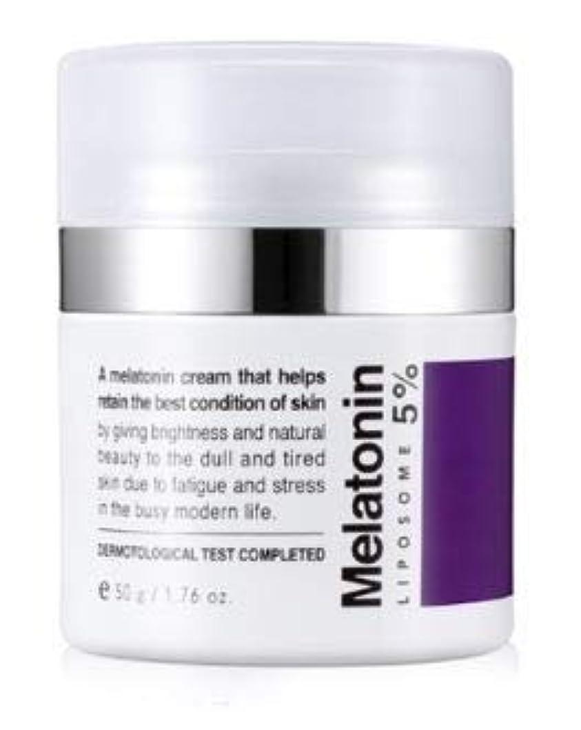 探偵特殊夫婦[Max Clinic] Time Return Melatonin Cream / [マックスクリニック] タイムリターンメラトニンクリーム (容量,  50g) [並行輸入品]