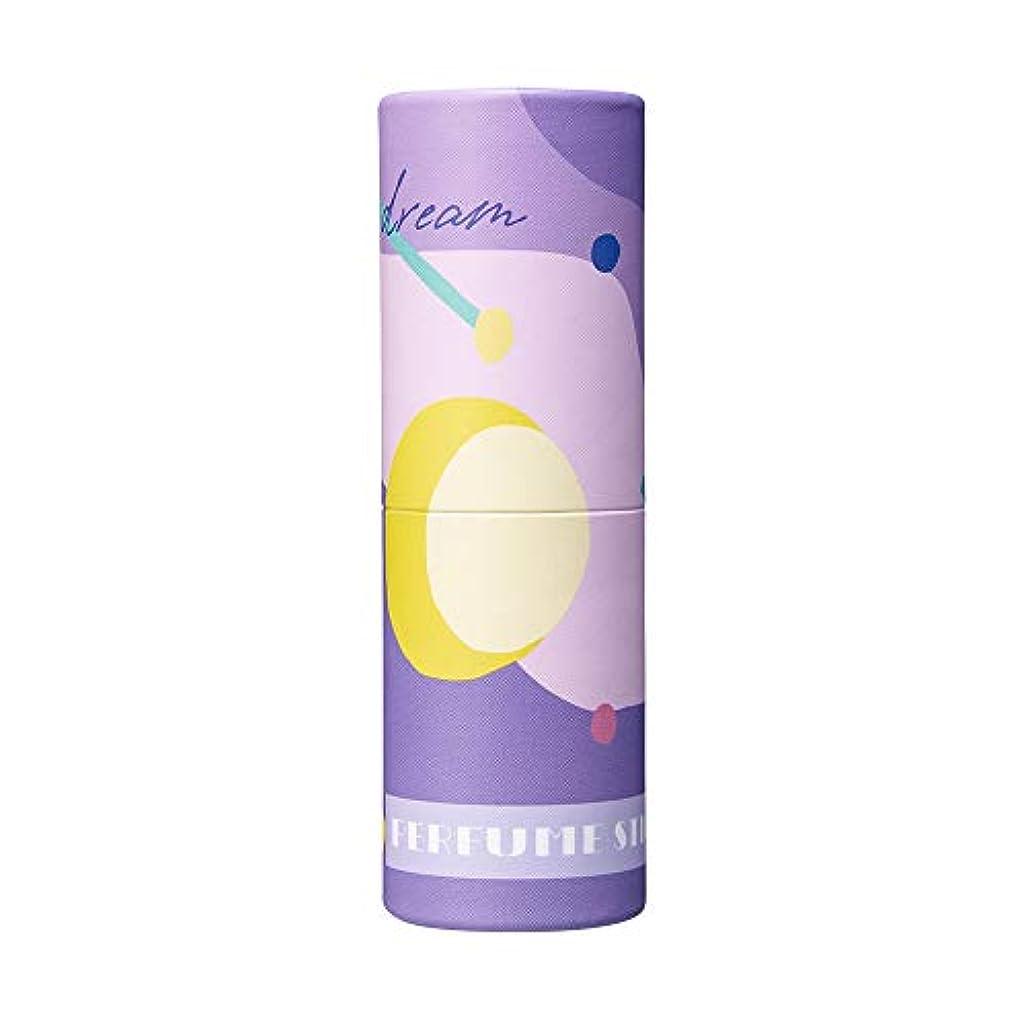 瞳請願者印象派パフュームスティック ドリーム ペア&ピーチの香り オリジナルデザイン 5g