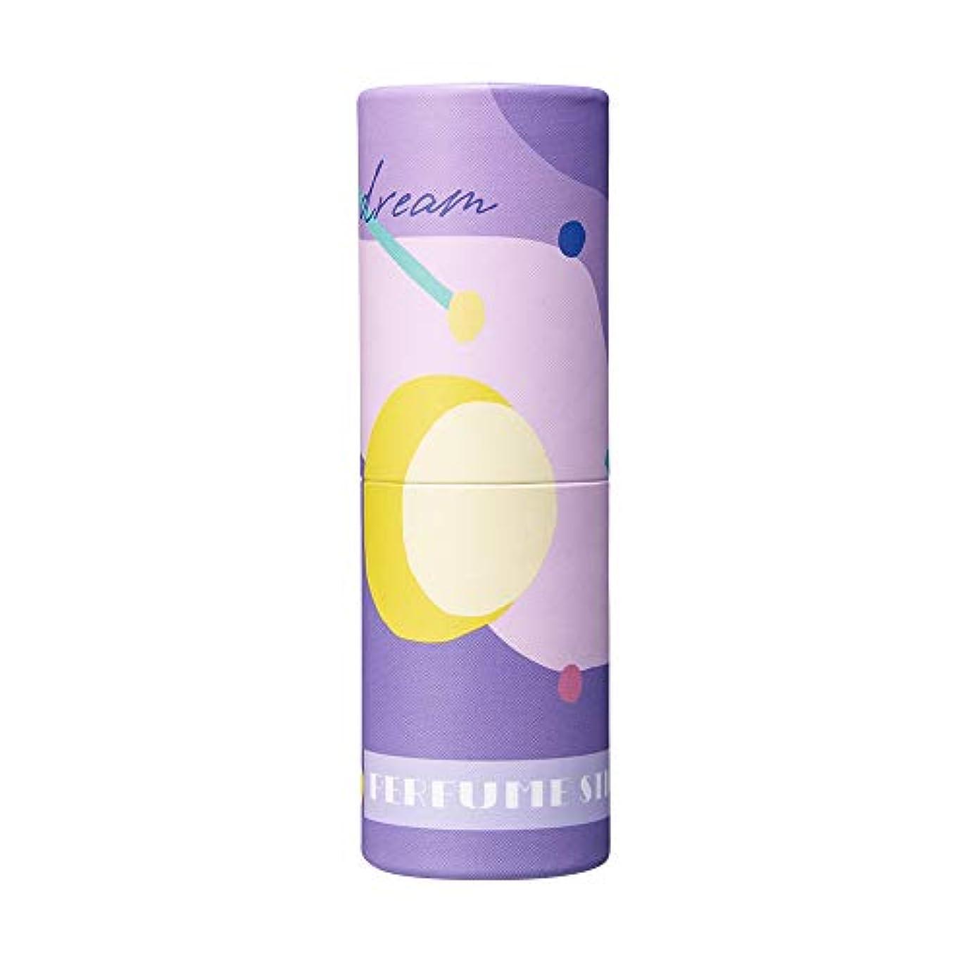 六アテンダント表面パフュームスティック ドリーム ペア&ピーチの香り オリジナルデザイン 5g