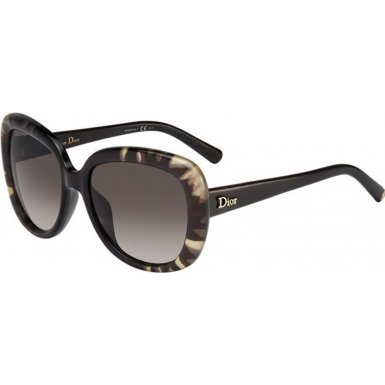 DIOR TIEDYE 1/S Sunglasses 0BPE Flower Brown 56-18-135