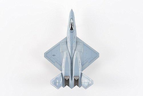 Aviation Fighters 1/144 No.009 YF-23 PAV-2 Gray Ghost エスワンフォー