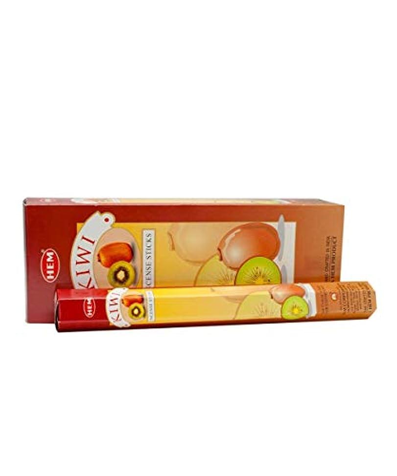 主要なもし恩赦Hem Kiwi Incense Sticks (9.3 cm X 6.0 cm X 25.5cm, Black)