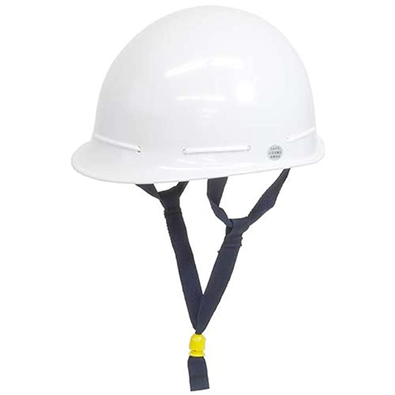 スツール不正確合併症[大洋プラスチックス工業所] A2 タイヨーのヘルメット 213-00001 ホワイト