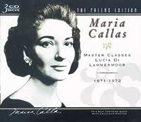 Callas Masterclasses Vol 7