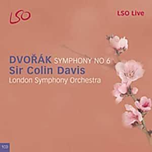 SIR COLIN DAVIS - DVORAK SYMPHONY NO. 6