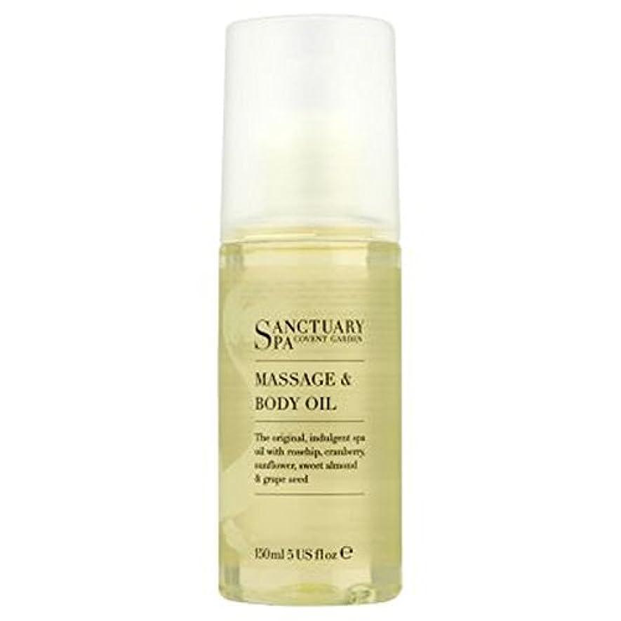 電話急襲郵便物Sanctuary Daily Spa Escape Massage and Body Oil - 150ml - 聖域毎日のスパエスケープマッサージやボディオイル - 150ミリリットル (Sanctuary) [並行輸入品]