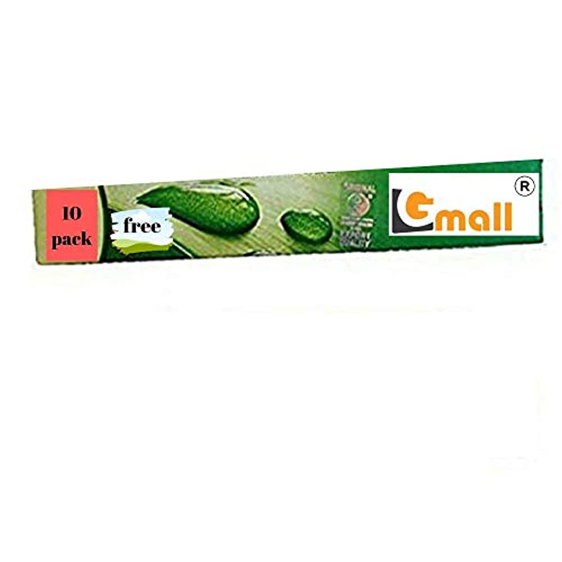 非効率的な誓うお祝いGmall Comfort Natural Mosquito Repellent Lemon Grass Incense Sticks - Green - 130 Incense stik (12 Pack Comfort & 1 Pack Magic)