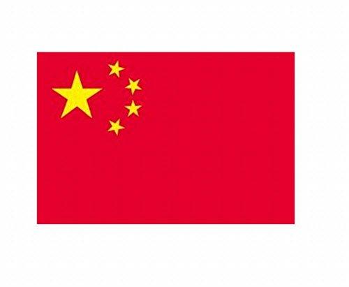 世界の 国旗 スポーツ 観戦 応援 各国 料理 日本 アメリカ イギリス フランス イタリア etc 90㎝×150㎝ (中国)