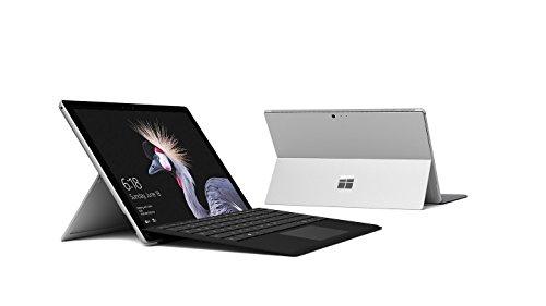 【数量限定】Surface 5周年記念 2点セット:Surface Pro (Core-M / 128GB / 4GB モデル) + 専用 タイプ カバー (ブラック) 【純正】HGG-0004