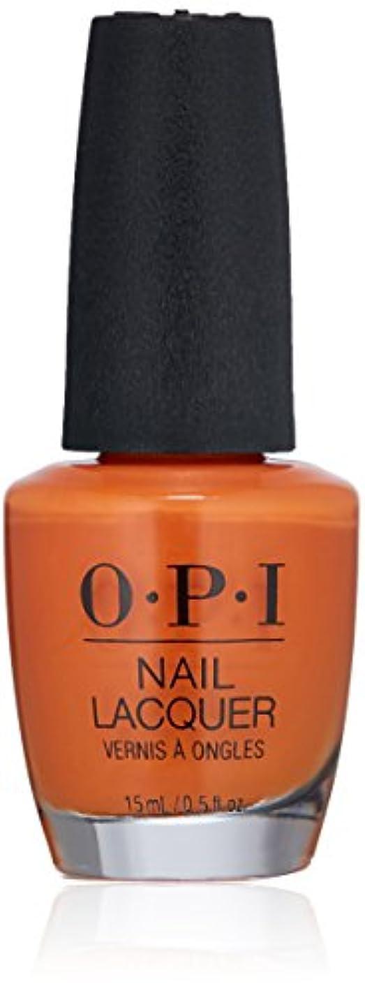 ナチュラル採用する衣類OPI(オーピーアイ) NLG43 サマー ラビング ハビング ア ブラスト!