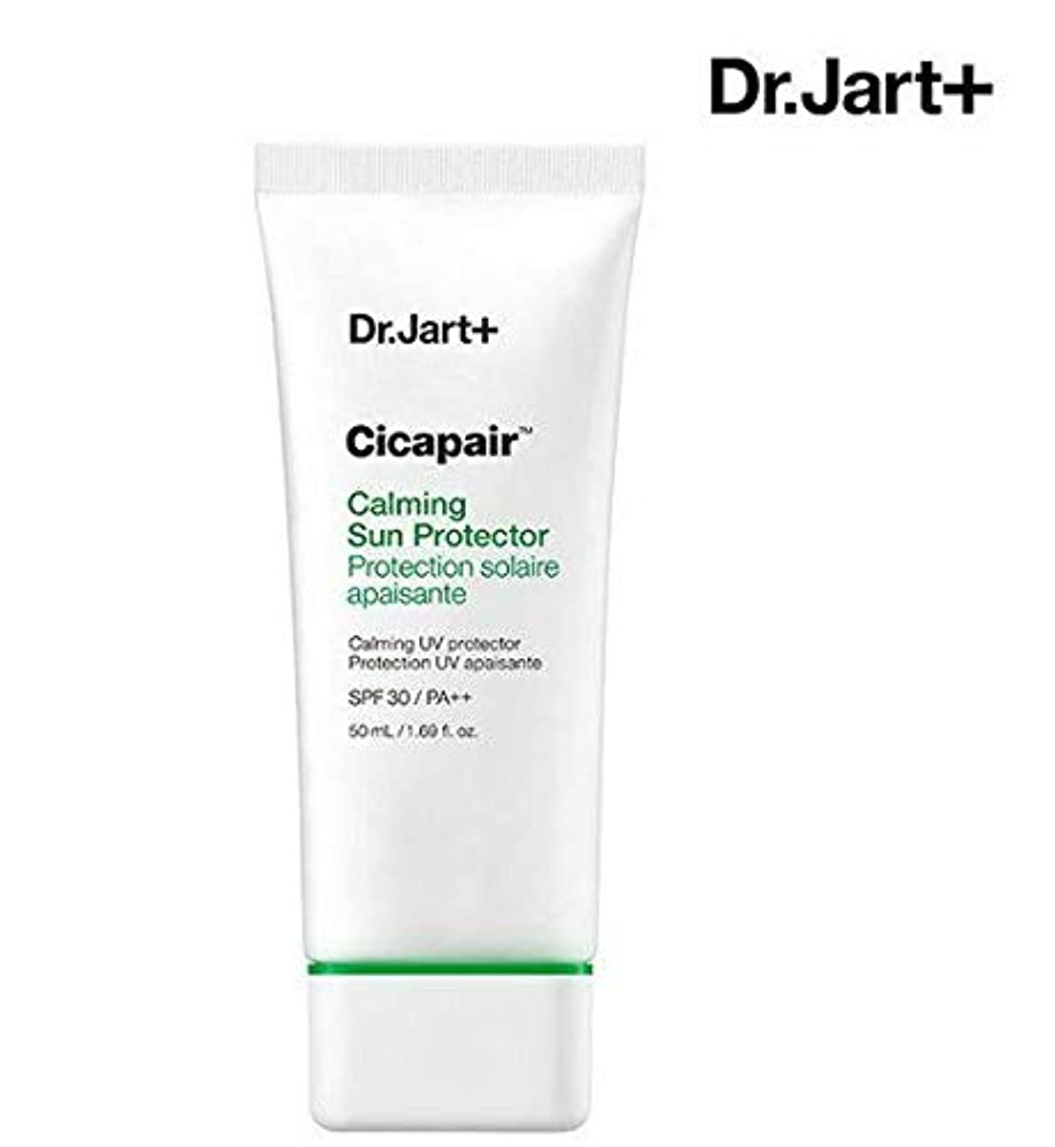 成人期群集債務[Dr.Jart+] Cicapair Calming Sun Protector 50ml / シカペアカミングサンプロテクター50ml [並行輸入品]
