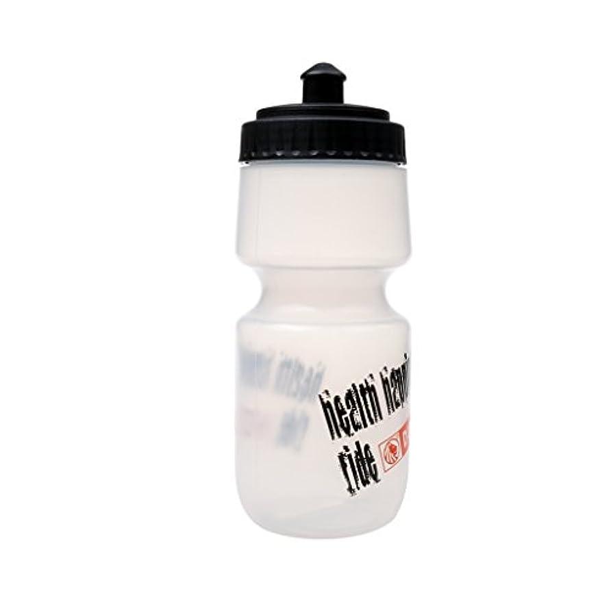 空中咲く中でCUTICATE 500ML 水筒 水ボトル ウォーターボトル スポーツ MTB ロードバイク サイクリング カバー付