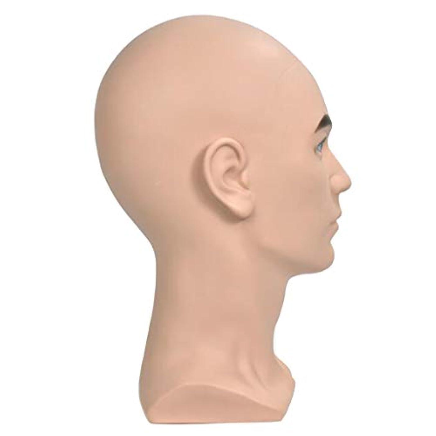 クスクス存在薬用Perfeclan マネキンヘッド ウィッグ かつら 帽子 宝石 眼鏡 メガネ スカーフ ディスプレイ ホルダー