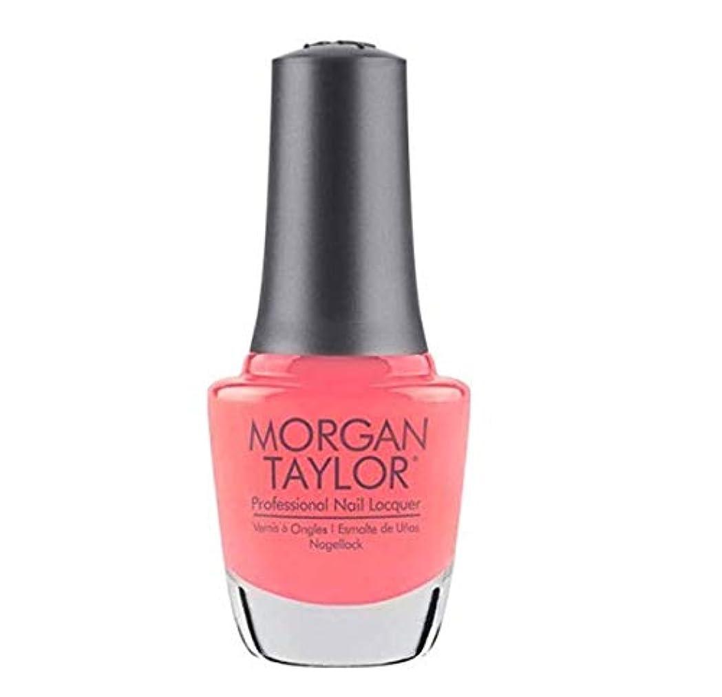 嬉しいです半径民主党Morgan Taylor - Professional Nail Lacquer - Pacific Sunset - 15 ml / 0.5 oz