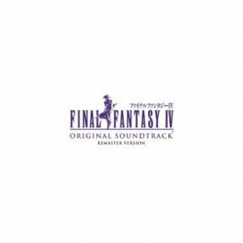 FINAL FANTASY IV Original Sound Track Remaster Versionの詳細を見る