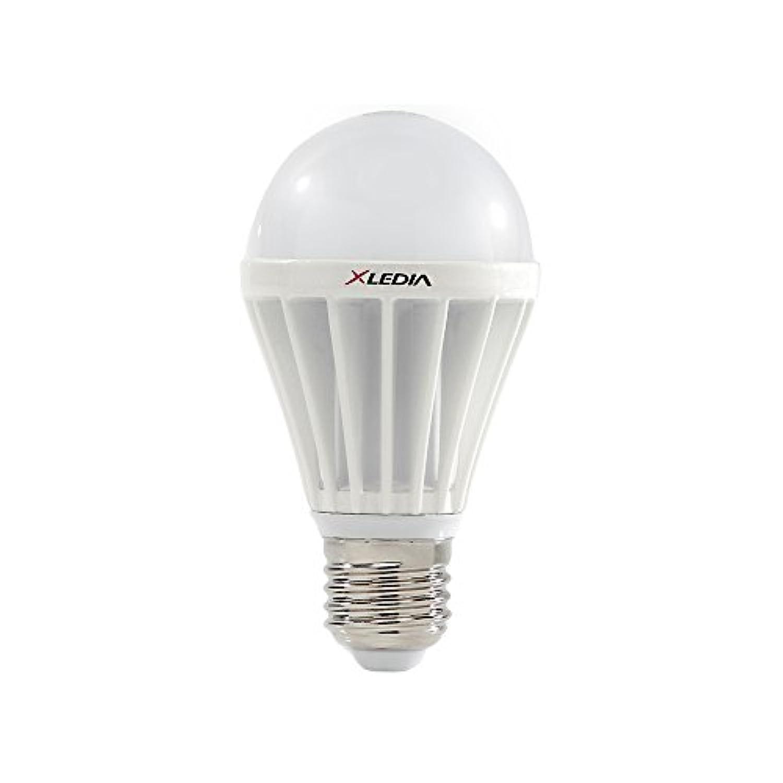 XLEDIA LED電球 広配光 100W相当 1710lm 昼白色 E26口金 密閉型器具対応 3年保証 X100N