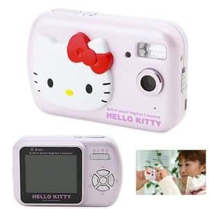 EXEMODE 503万画素デジタルカメラ DC500-HK HelloKitty