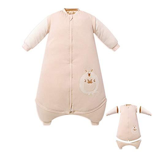 スリーパー 赤ちゃん 寝袋 ベビー オーガニックコットン10...