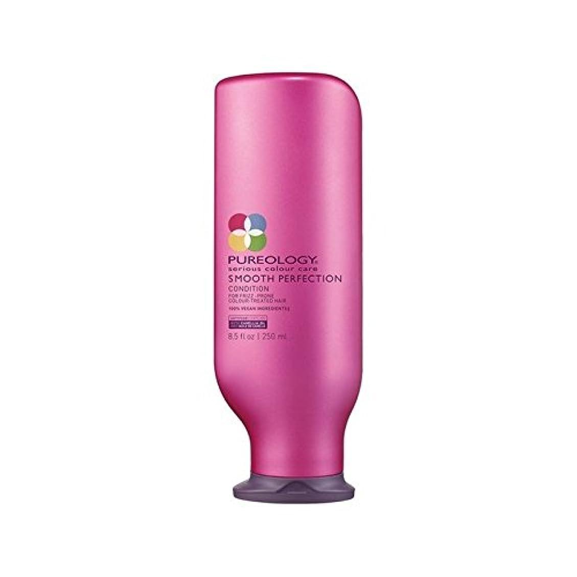 振り返る同様に流体Pureology Smooth Perfection Conditioner (250ml) - 平滑完全コンディショナー(250ミリリットル) [並行輸入品]