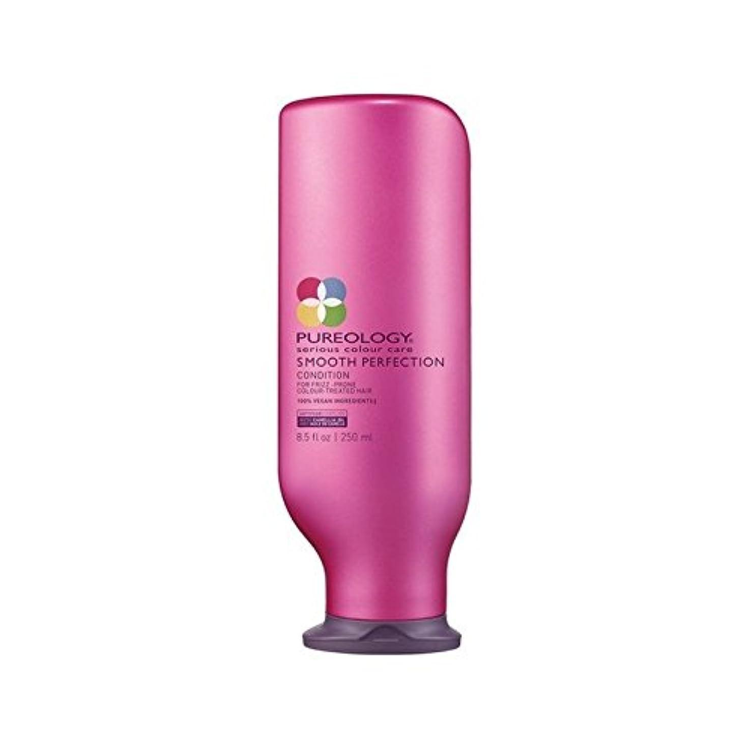 等価悪用賠償Pureology Smooth Perfection Conditioner (250ml) (Pack of 6) - 平滑完全コンディショナー(250ミリリットル) x6 [並行輸入品]