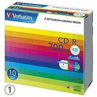 データ用CD-R50枚プリンタブル
