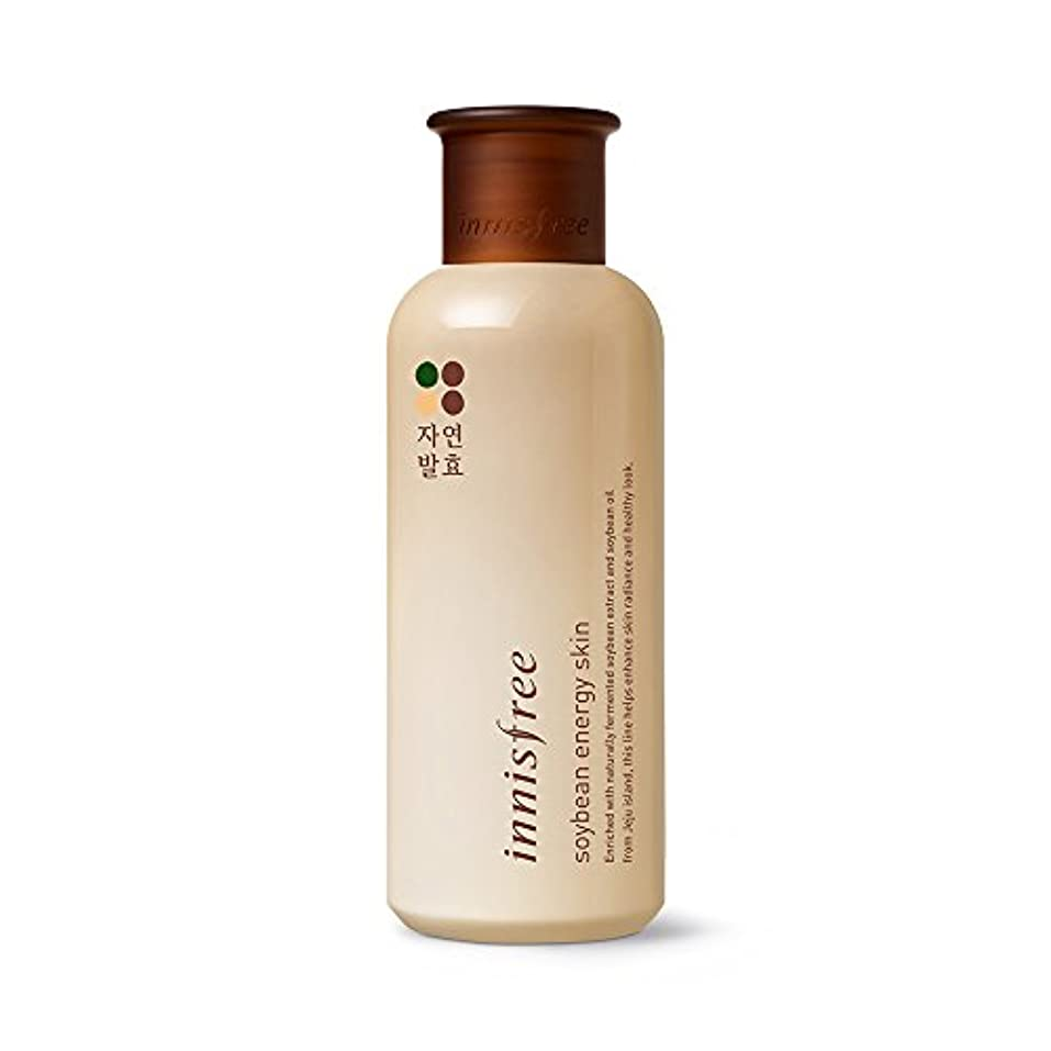 専ら浮くお酢イニスフリー日本公式(innisfree) ソイビーンエネルギー スキン(エイジングケア)[化粧水]200ml