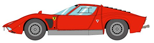 メイクアップ IDEA 1/18 Lamborghini Jota - Later Ver. - 1970 完成品の詳細を見る