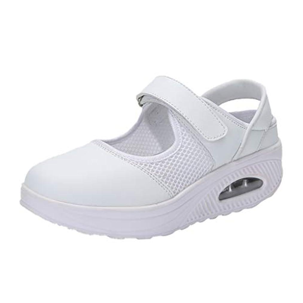 音楽薄いです祝福ナースシューズ liqiuxiang お母さん 婦人靴 スボーツスニーカー ウォーキングシューズ 看護師 作業靴 軽量 マジックタイプ スニーカーサンダル ケアセフティ レディース