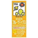 キッコーマン 豆乳飲料 フルーツミックス 200ml紙パック×18本入×(2ケース)