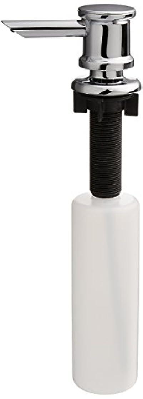 姿勢何偽造(Chrome) - Delta Faucet RP46114 Soap/Lotion Dispenser, Chrome