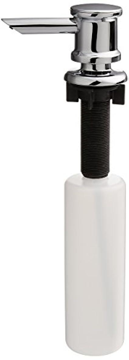 バスタブ尋ねる代わりにを立てる(Chrome) - Delta Faucet RP46114 Soap/Lotion Dispenser, Chrome