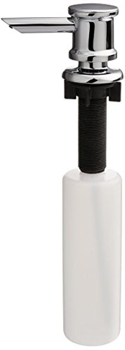 脅迫先見の明古風な(Chrome) - Delta Faucet RP46114 Soap/Lotion Dispenser, Chrome