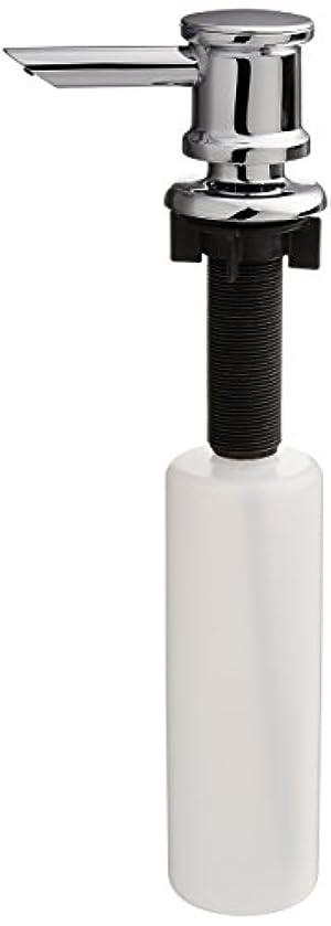 湿度階下予算(Chrome) - Delta Faucet RP46114 Soap/Lotion Dispenser, Chrome