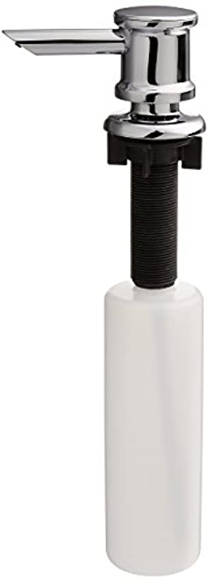 やけど構成する統計(Chrome) - Delta Faucet RP46114 Soap/Lotion Dispenser, Chrome