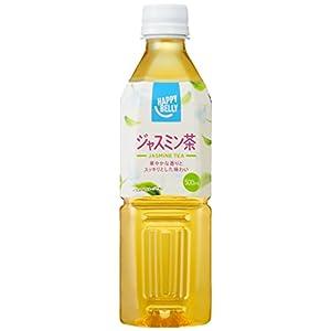 [Amazonブランド]Happy Belly ジャスミン茶 500ml×24本