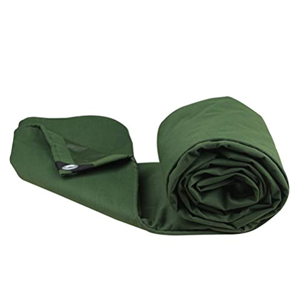 異常な競争便宜防水シートリノリウム 強化万能防水UV耐性キャンプカバーシェルターターポリン ZHANGQIANG (Color : A, Size : 3*3m)
