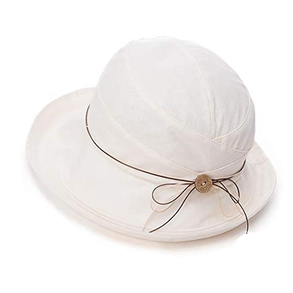 リズミカルな支配するもっと春と秋の韓国の波の潮野生の夏の日曜日の帽子日曜日の帽子のUVコットンと麻の素材肌の快適さ (Color : B)