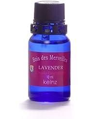 keinzエッセンシャルオイル「ラヴェンダー10ml」 ケインズ正規品 製造国アメリカ 完全無添加 人工香料は使っていません。