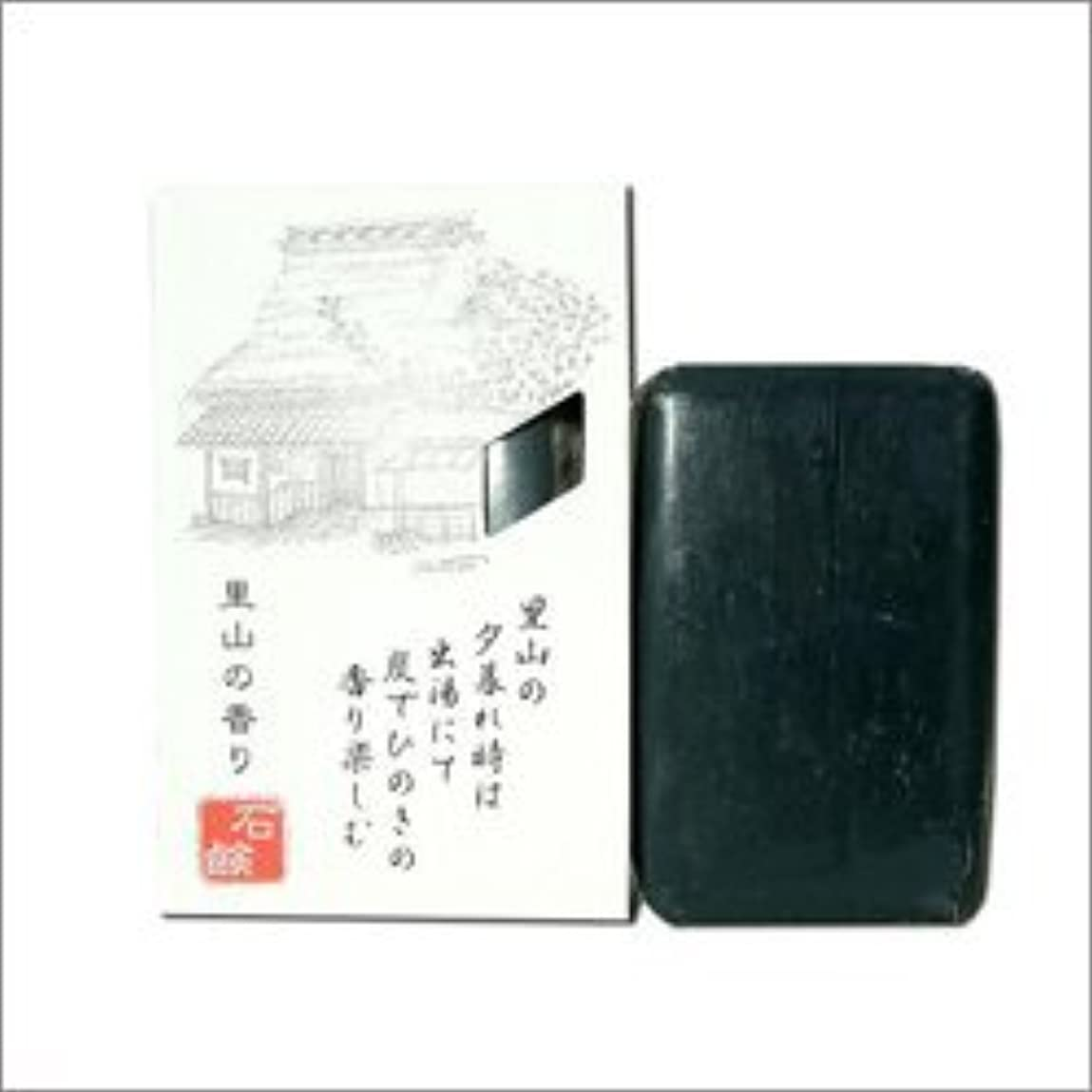 記憶決してスピンROTTS 里山の香り石鹸 100g 【5個セット】