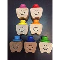 乳歯ケース ミルクトゥース お好きな色の3個セット