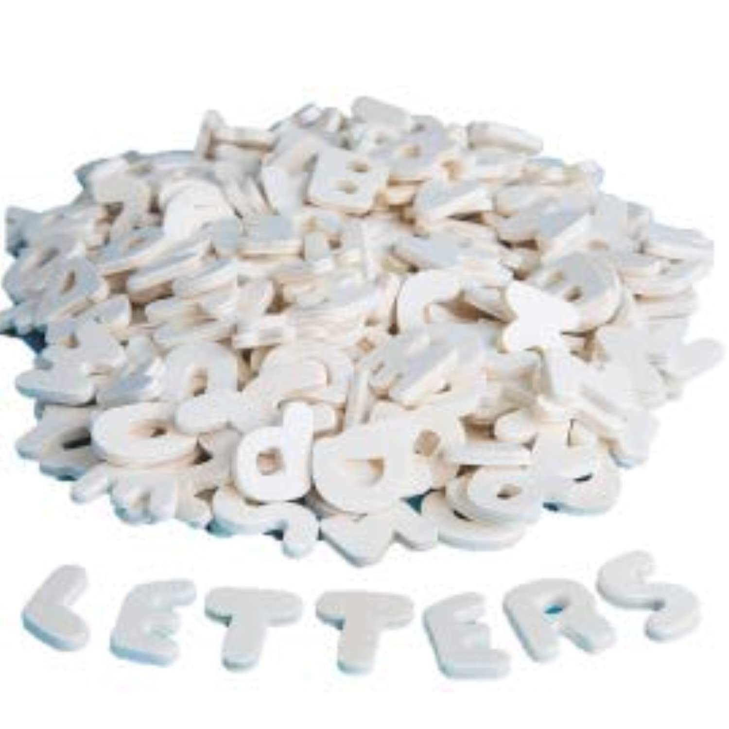Wooden Letters (Set of 300) by S & S