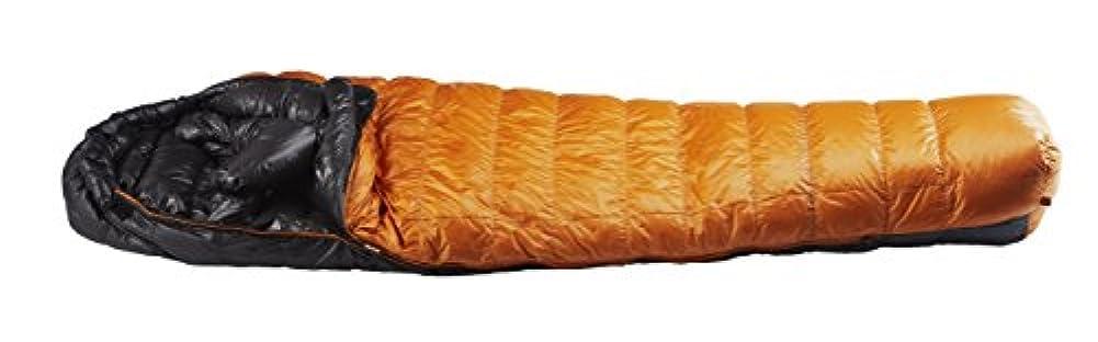 努力改修エジプト人イスカ(ISUKA) 寝袋 エア 630EX ゴールド [最低使用温度-15度]