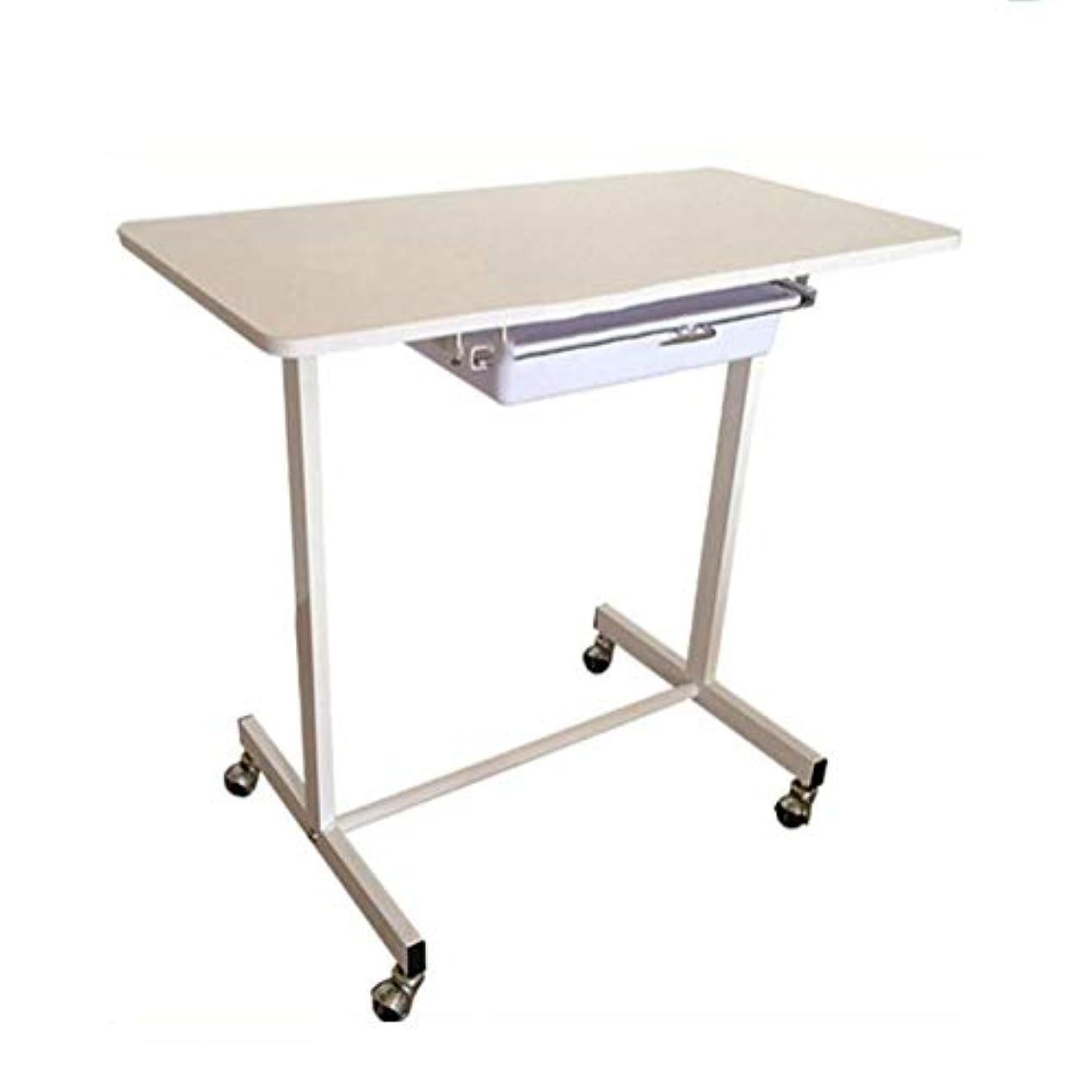 ブランデーで油ネイルテーブルポータブルマニキュアテーブルベントネイルデスクワークステーションサロンスパネイルアートビューティーサロン家具