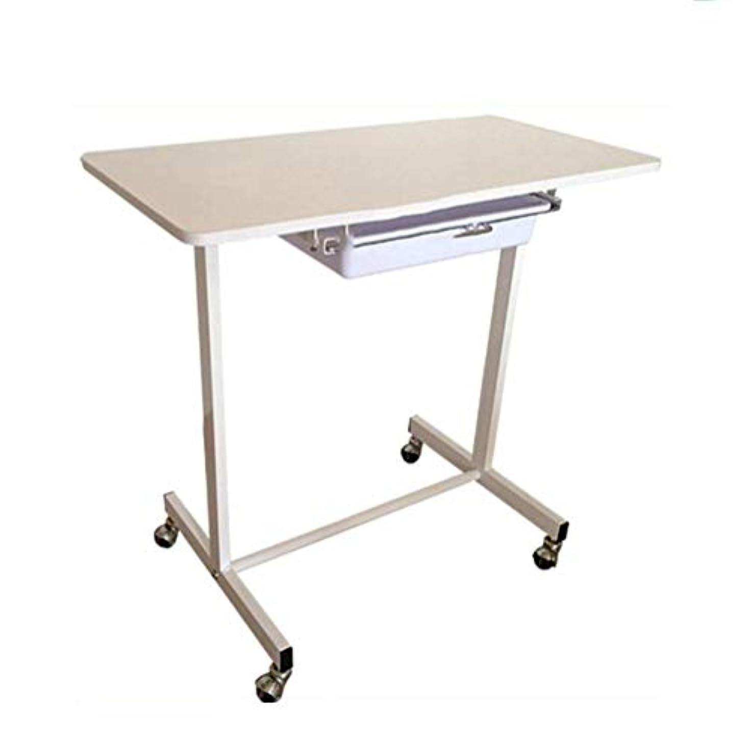 腸無意味労働者ネイルテーブルポータブルマニキュアテーブルベントネイルデスクワークステーションサロンスパネイルアートビューティーサロン家具