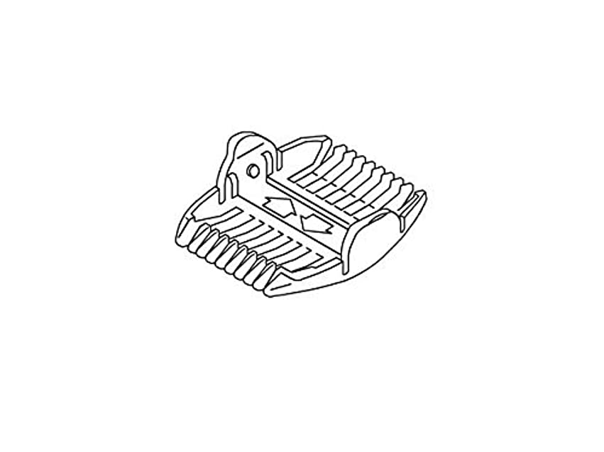 物理的なデコレーション発表Panasonic 刈り高さアタッチメント(3/6mm) ERGF80W7397
