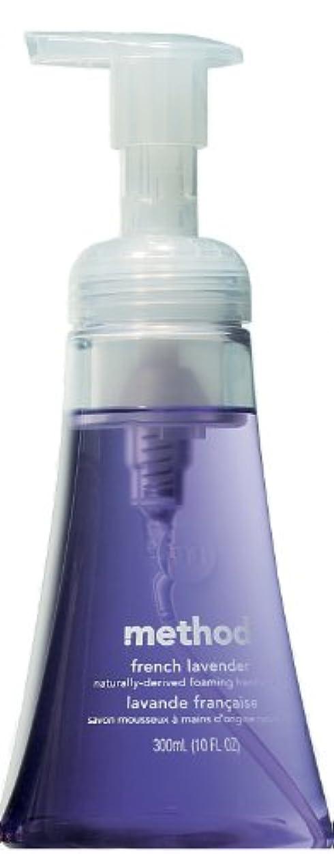 一杯クレーターテクトニックメソッド ハンドソープ フォーミングタイプ フレンチラベンダー