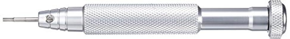 補償肥満減少[ウォッチミージャパン]Watchme Japan 精密ドライバー ベル&ロス(Bell&Ross) 裏蓋 六角形ネジ用(径1.4mm)用 高速度鋼 adr-010be14-sv