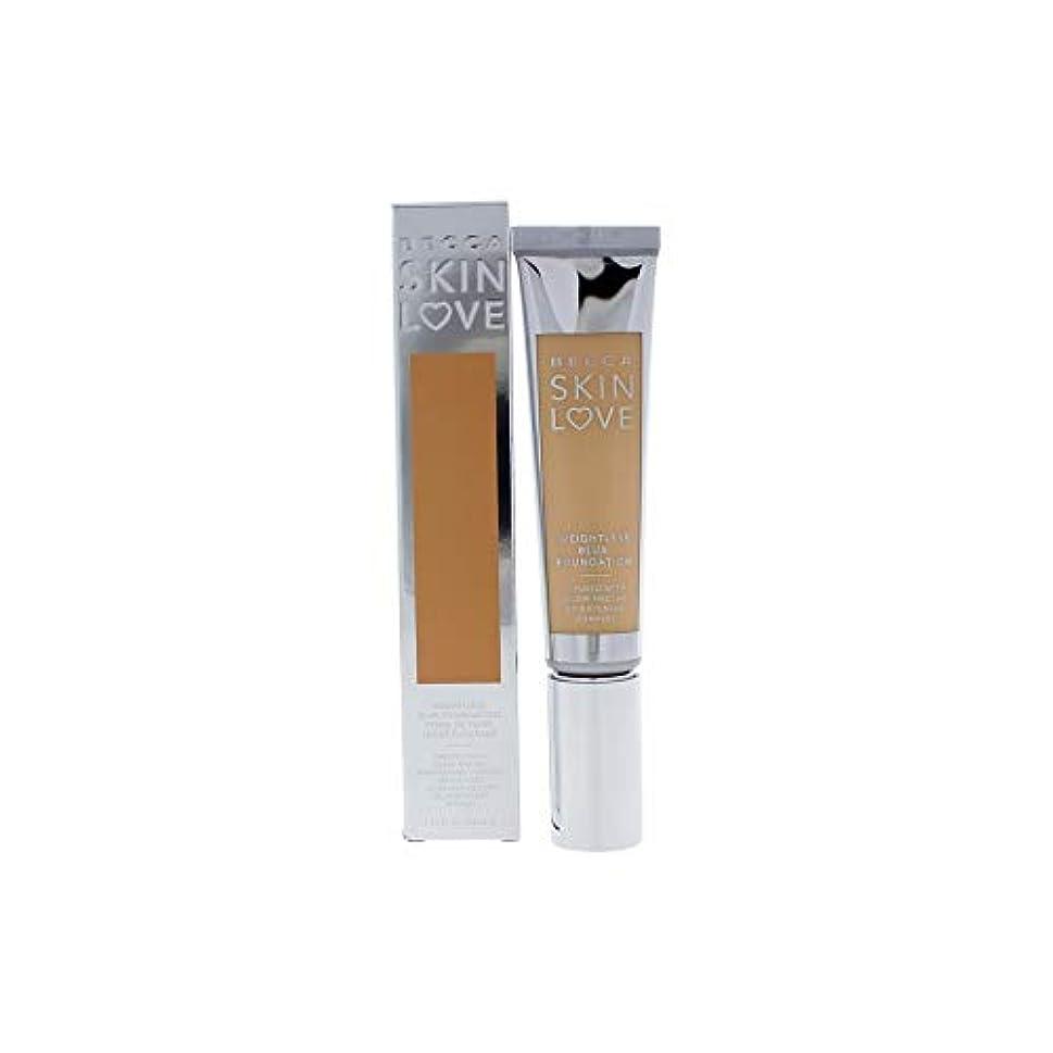 起きているやむを得ない集中ベッカ Skin Love Weightless Blur Foundation - # Vanilla 35ml/1.23oz並行輸入品